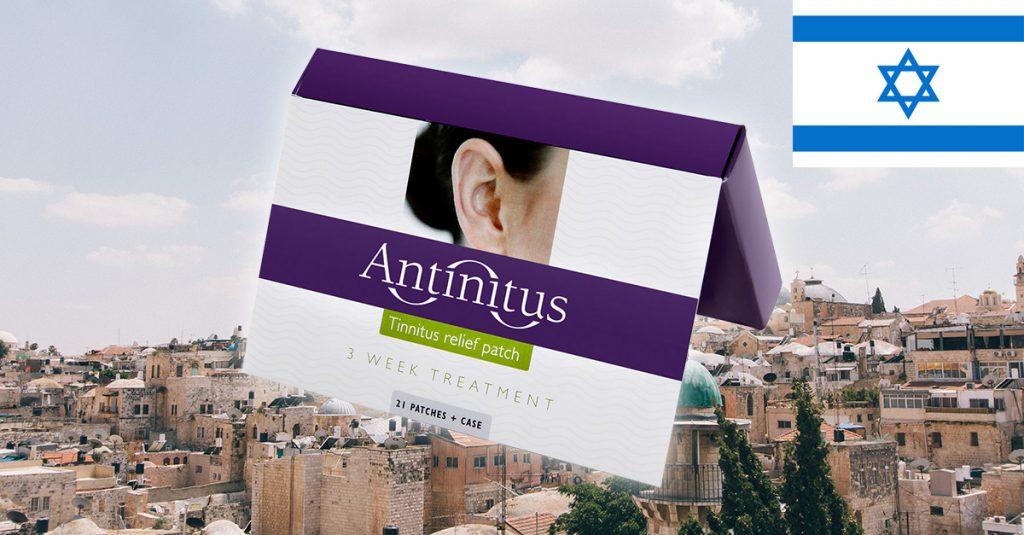 Antinitus-Israel-Tinnitus-treatment