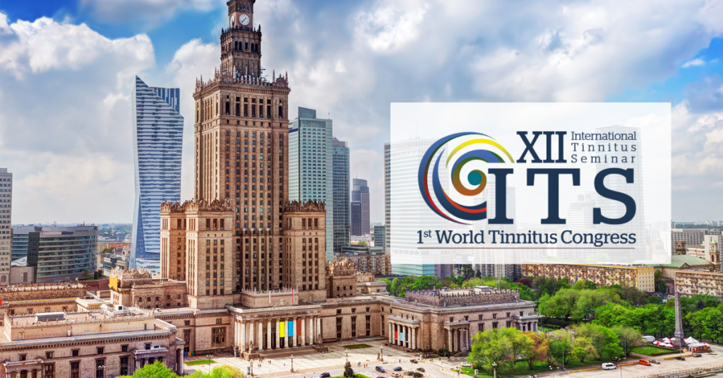 Antinitus at World Tinnitus Congress