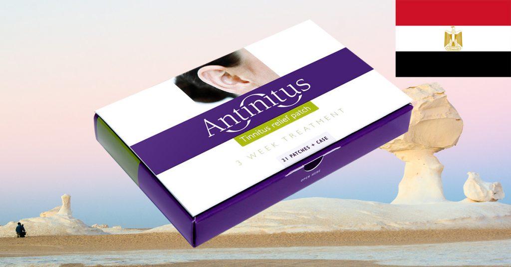 Antinitus tinnitus behandling Egypten