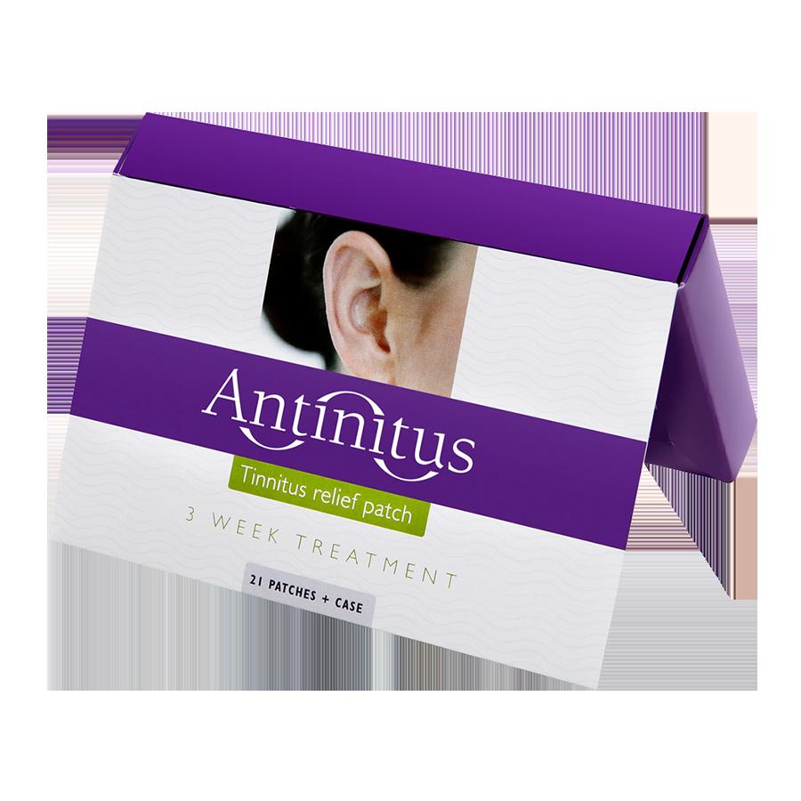 Antinitus - Tinnitus lindring behandling